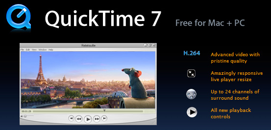 itunes without quicktime